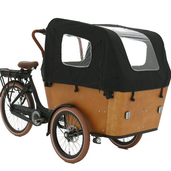 Mooties - E-bakfiets Carry 3